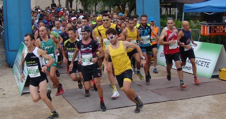 Doble cita de atletismo en Fuente-Álamo y Jorquera, con carreras populares y de trail