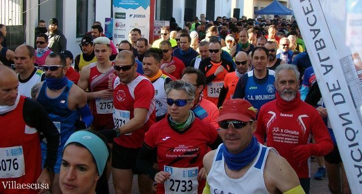 Carmen Risueño y Guillermo Parra ganaron la Carrera Popular de Higueruela