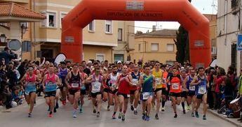 María Ángeles Magán volvió a repetir triunfo, y van siete, en las 10 millas de Madrigueras