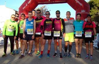 La novena edición de la Carrera Popular de Socovos es la penúltima del Circuito de la Diputación de Albacete