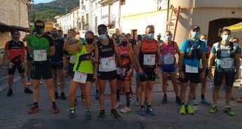 Jesús Muñoz y Verónica Martín vencieron en el VI Trail de Bienservida