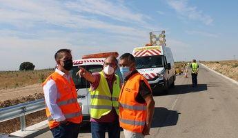 Más de 663.000 euros para la reforma integral de la carretera AB-216 entre Higueruela y Alpera