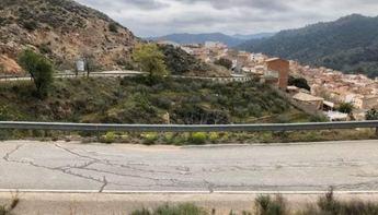 La Diputación saca a licitación el proyecto de construcción de muro y mejora en la carretera AB-412, de la CM-3213 a Liétor