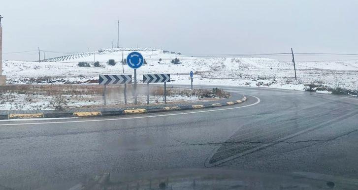 Todas las carreteras de Castilla-La Mancha están abiertas al tráfico y transitables
