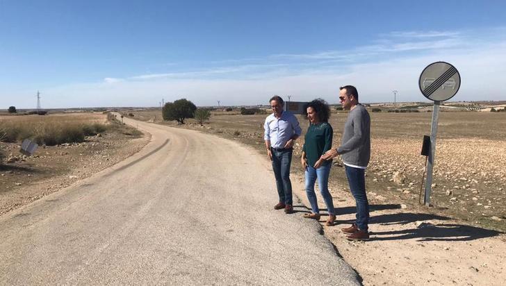 El PP de la Diputación de Albacete pedirá retomar las actuaciones de mejora para la AB-200 entre Valdeganga y Casas de Juan Núñez