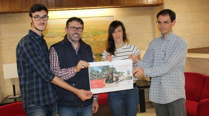 El Ayuntamiento de Albacete apoya el curso de voluntariado de 'En Bici sin Edad'