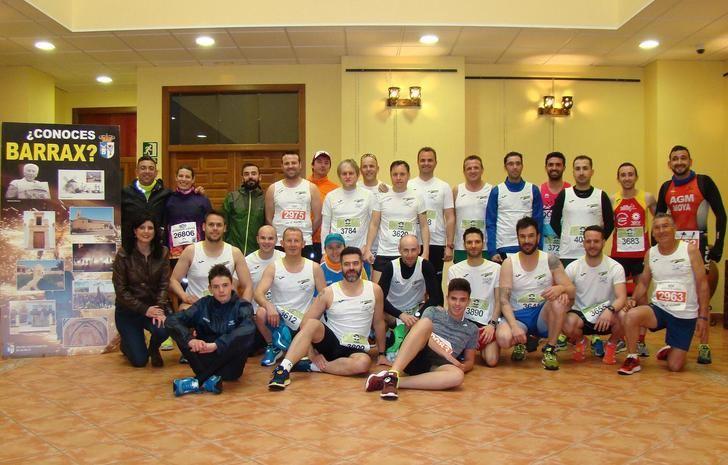 Los circuitos de atletismo y trail de la Diputación de Albacete tienen parada en Barrax y Carcelén