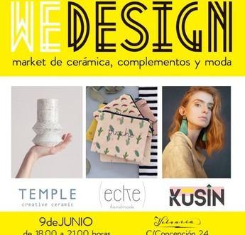 """""""We Design Market"""", el evento que da a conocer el diseño de Albacete"""