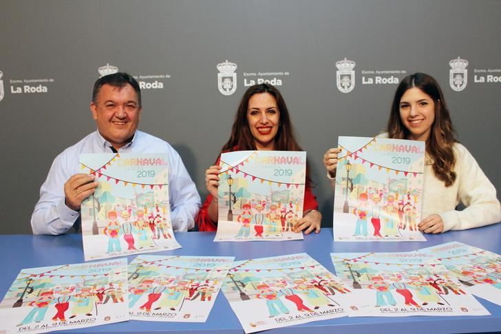 El programa del carnaval de La Roda 2019 ya está en la calle