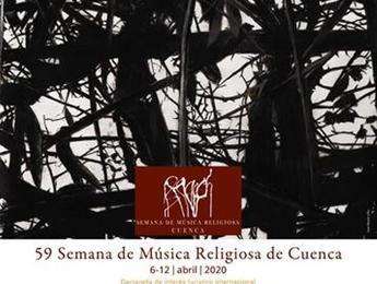 Suspendida la Semana de Música Religiosa de Cuenca 2021
