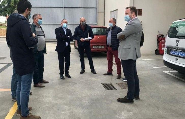 El Ayuntamiento de Albacete destinará ayudas para el sector del taxi