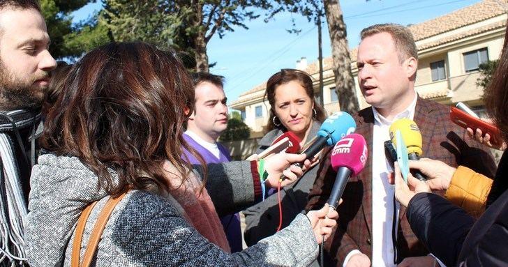 El alcalde de Albacete anuncia que se reunirá con el obispo para buscar una solución a la iglesia de Cañicas-Imaginalia