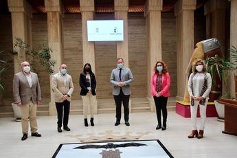 El Ayuntamiento de Albacete expone a la consejera de Bienestar Social su estrategia para combatir la soledad no deseada