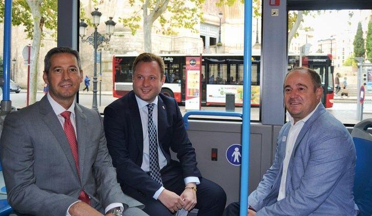 Los autobuses urbanos de Albacete se modernizan, con una inversión de medio millón de euros