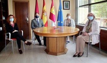 El Ayuntamiento de Albacete reconoce la labor de Manos Unidas en la cooperación al desarrollo