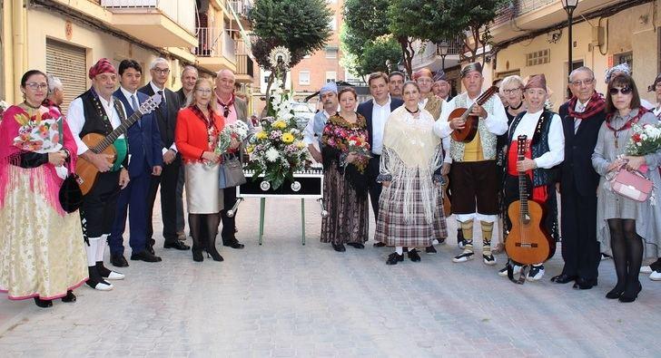La Casa de Aragón en Albacete celebra el día grande de su patrona, la Virgen del Pilar