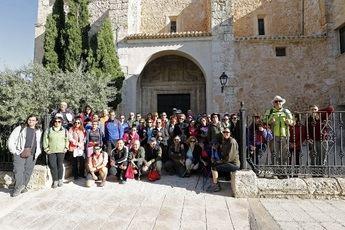 Casas de Ves deslumbró el pasado sábado con la ruta senderista de la Diputación