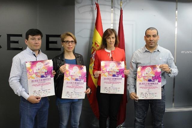 La Caseta de los Jardinillos y la plaza de la Catedral albergarán actividades con motivo de la VII Feria de las Culturas de Albacete
