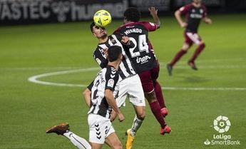 El Albacete de Alejandro Menéndez perdió en Castellón y sumó una derrota más (3-0)