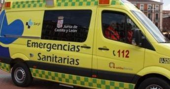 Fallece una vecina de Guadalajara de 80 años en un accidente de tráfico en Ólvega (Soria)