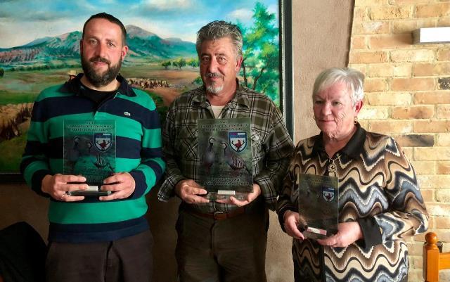 Francisco Alfaro se proclamó campeón de Castilla-La Mancha de perdiz con reclamo