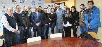 Entregados los diplomas del curso de formación de auxiliar de la Escuela de Cuchillería