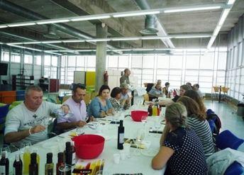 El vinagre y sus cremas clausuran las jornadas de catas en el Campus de Albacete