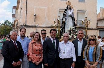 Se están celebrando este fin de semana las fiestas de la Virgen del Rosario de Pozohondo