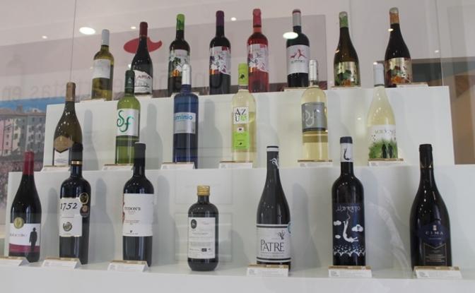 18 vinos de categorías oro y plata de los Premios Gran Selección 2017 se exponen en la Feria de Albacete