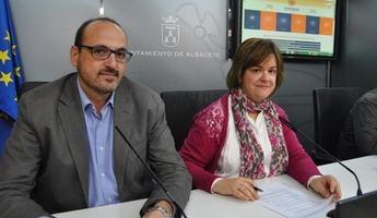 Presentación de la página web del Consejo Municipal de Personas con Discapacidad de Albacete