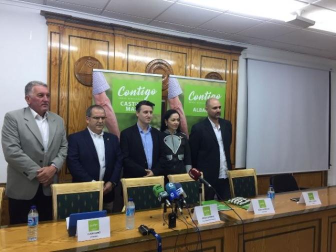 Pedro Soriano asistirá al acto de conmemoración del Día de la Ciudad de Albacete