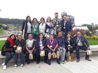 Celadores de Atención Integrada de Hellín son premiados en las XVIII jornadas nacionales