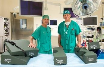 Un estudio demuestra la eficacia de una idea de celadores del Hospital de Paraplejicos de Toledo sobre la posición del lesionado medular