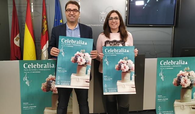 Celebralia contará en su undécima edición con 71 expositores, 56 de ellos procedentes de Albacete y provincia