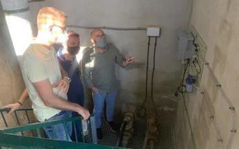 Cenizate mejora su sistema de abastecimiento y distribución de agua con un analizador de cloro continuo