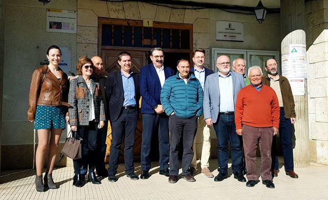Presentado en Cenizate (Albacete) el Plan Funcional del nuevo consultorio médico