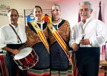 Cenizate muestra sus peculiaridades en 'Conoce nuestros pueblos' de la Diputación en la Feria