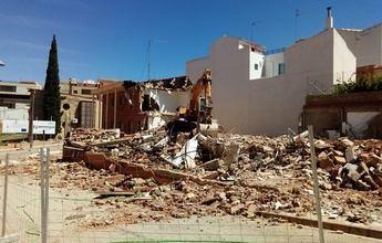 Continúan las obras del nuevo centro de salud de Elche de la Sierra