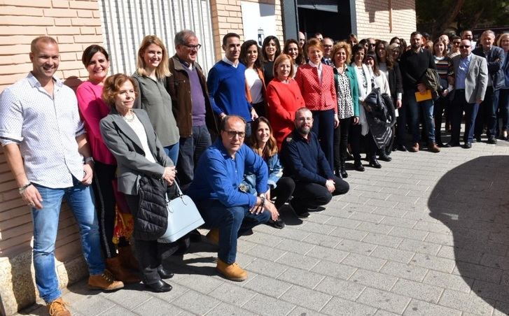 La Junta invierte 70.000 euros en el nuevo Centro de Infancia y Familias de Albacete