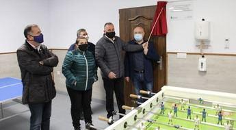 La localidad albaceteña de Hoya Gonzalo estrena su nuevo Centro Joven