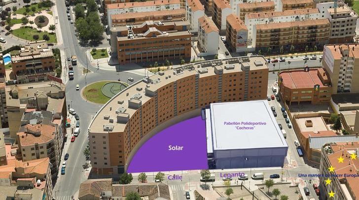 El Ayuntamiento de Albacete contratará la construcción del Centro de Autonomía Personal y Participación por 3,8 millones
