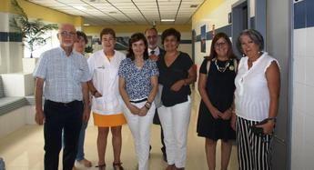 43.000 personas han pasado ya por las consultas del 'recuperado' centro de salud Cuenca III
