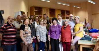 La Junta de Castilla-La Mancha destaca la importancia de los Centros de Mayores para fomentar el envejecimiento activo