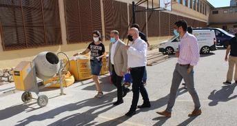 La Junta destina 8 millones a mejorar 96 centros educativos de Albacete