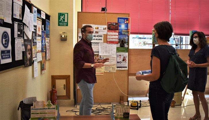 El Ayuntamiento de Albacete prepara una 'vuelta segura' a los Centros Socioculturales ante su previsible reapertura