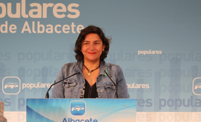 """Arnedo (PP) tilda de """"sinvergonzonería"""" y """"desfachatez"""" el anuncio de Page de un nuevo hospital para Albacete"""