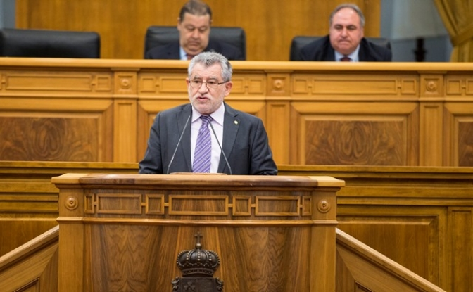 Felpeto señala que las negociaciones del nuevo pacto de interinos en Castilla-La Mancha están muy avanzadas