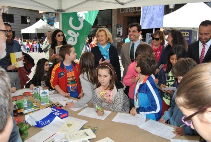 Más de 100 actos diferentes en Albacete en el Día Mundial del Libro