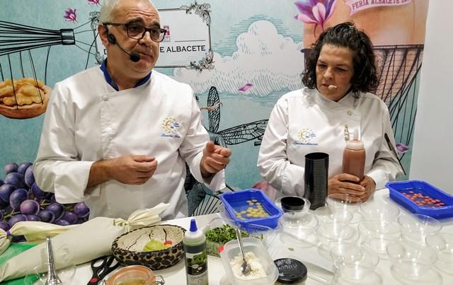 Los sabores de la provincia de Albacete continúan con Florentino y Encarna, chefs de La Roda