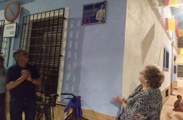 Homenaje de la localidad de Agramón (Hellín) a Chicuelo, figura del toreo de los años 50